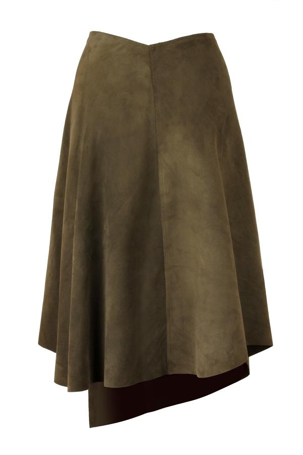 Замшевая юбка доставка